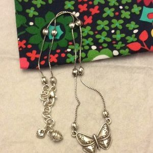 Brighton butterfly necklace
